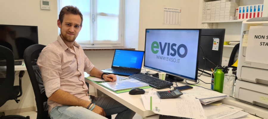 Davide Tomatis Energy Efficiency Manager eVISO