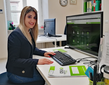 Carlotta Sartirano Customer Care eVISO