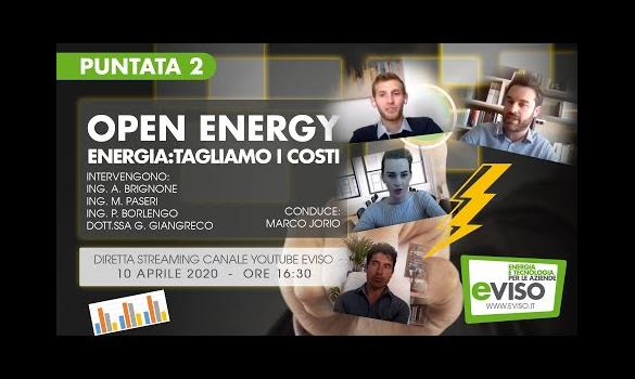 Embedded thumbnail for OPEN ENERGY - Energia: tagliamo i costi
