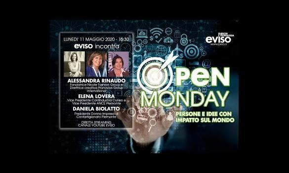 Embedded thumbnail for OPEN MONDAY - Donne e Impresa
